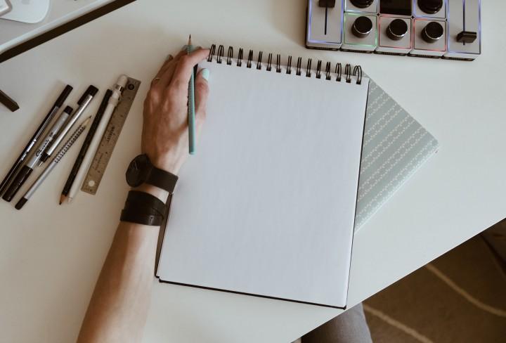 Penna stilografica per mancini